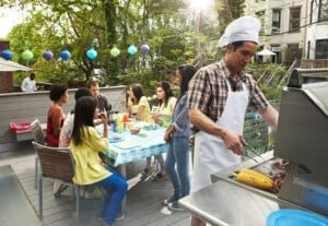 Backyard Safety, Backyard Safety Tips, Pool Safety, Grill Safety
