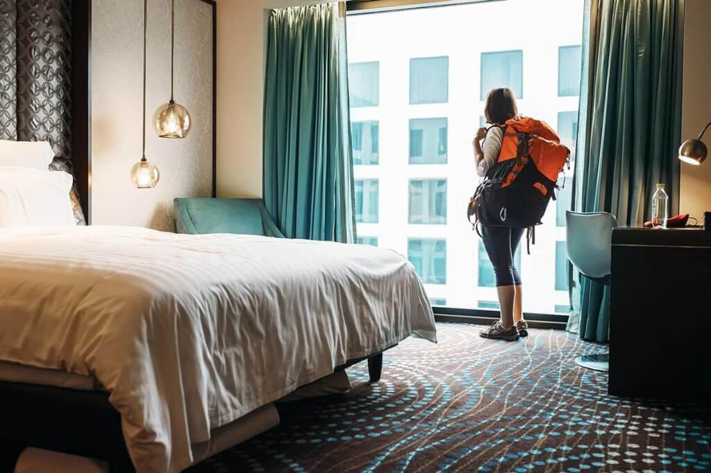 Beehive covers hospitality service insurance.