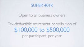 The Best New Way to Retire Early  The Super 401k